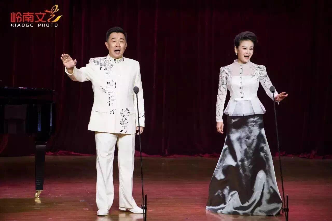 乔建军·范双燕独唱重唱音乐会在广州举行